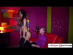 The Stripper Experience- Jessica Jaymes fucking a big hard dick, big boobs