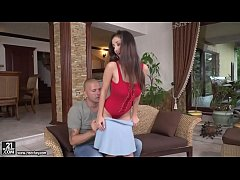 Big natural titted babe Darcia Lee riding fast