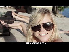 BFFS - Girls Wanna Have Fun Springbreak Orgy