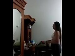 aunty bath capture - hidden cam .mp4