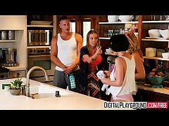 DigitalPlayground - Couples Vacation Scene 3 Britney Amber and Nina North and Chad White