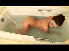Abigail Mac Bath Masturbation
