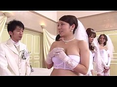 Japanese Mom Wedding