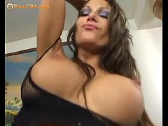 Anal Invasion with sexy milf