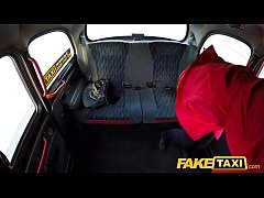 Fake Taxi Linda Sweet fucked by drivers big cock all over cab