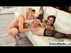 Amazing lesbian fucking with Natasha and Dakota