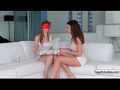 SapphicErotica Pretty Lesbians Doing It Right Free Video from www.SapphicLesbos.com 13