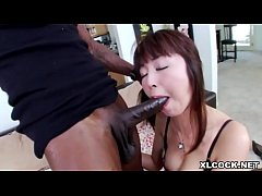Marica Hase likes black cock