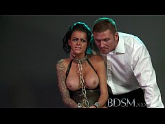 BDSM XXX Shackled or tied either way a lesson is soon learnt