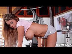 Gym fuck sounds awesome as soon as Charley Atwell takes off her top
