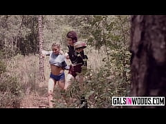 Teen Marsha May Gets Fucked In The Woods