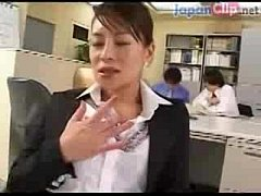 Blowjob in office - 1