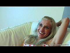 Teeny Lovers - Blonde Irma wants it the hard way