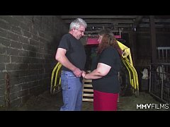 MMV FILMS German Amateur Mature Farmers