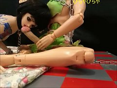 1\/6 Tattoo on dolls 人形に刺青・調教 監禁 Tattoo girl JAPAN kawaii moe