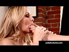 hottest milf julia ann kimberly kane worship their feet