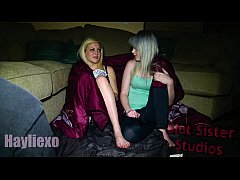 Truth or Dare Double Dare (Fucking 2 Teen Blondes)