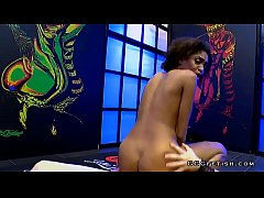 Brazilian luna corazon gives blow bang and gets cums