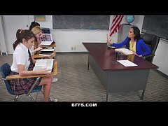 BFFS - Brazlian Teacher Fucked and Tortured By Students