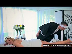 Brazzers - Dirty Masseur -  Holistic Healing scene starring Britney Amber and Keiran Lee.mp4