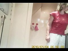 spy cam bathroom