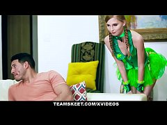 ExxxtraSmall - St. Patty's Day Fucking With Ava Harper