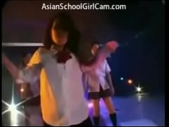 WOW THE Dance to See - More Videos on - AsianSchoolGirlCam.com