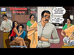 Velamma Episode 90 - The Seducer