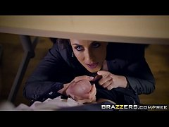 Brazzers - Big Tits at Work - (Mea Melone, Freddy Flavas) - Under The Table Deal - Trailer preview