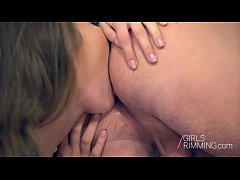 GIRLSRIMMING - Time For Us Teen Anal Rimming