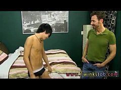 Old pervert twink and hot gay sexy man bathing naked first time Bryan