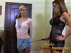 Blond guy has wild sex with a couple of blonde mistresses-6