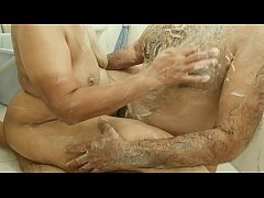 Mohini hot bathing and riding on cock