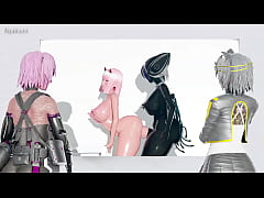 Futa Alien Scene Full Sound