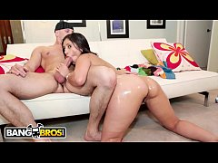 BANGBROS - Latin Babe Alexis Breeze Can REALLY Suck Dick! Watch Her Do It.