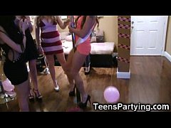 Bride Cheating at Bachelorette Party!