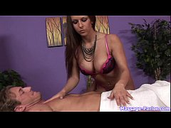 Rachel Roxxx Give a Happy Ending Massage