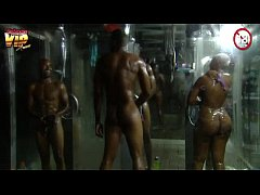 Big Brother Africa Shower Hour - Sheillah JJ Nhlanhla