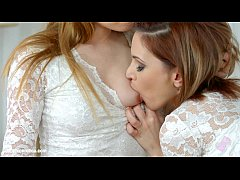 Lovemaking the lesbian way with Candy Sweet and Olivia Grace on Sapphic Erotica