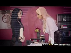 Brazzers - Hot And Mean -  Dominative Assistant scene starring Bridgette B and Kristina Rose