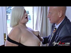 Clip sex AgedLovE Businessman Came to Fuck Busty Mature