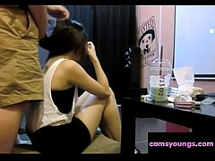 Chinese Hairjob 7: Free Amateur Porn Video 1a