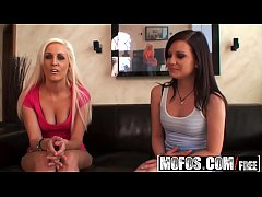 Mofos - Mofos B Sides - Brooklyns Down For Anything starring Brandi and Brooklyn Dayne