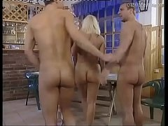 Clip sex Golden rain in a pissing perverse orgy