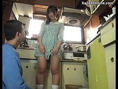 Clip sex Japanese Forced at Home