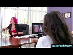 Lost In Games Horny Lesbos Play In Punishment Act video-08
