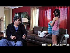 Teens Like It Big -  Community Servicing scene starring Bettina DiCapri  Keiran Lee