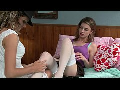 Kristen Scott and her new lesbian friend - Girlfriends Films