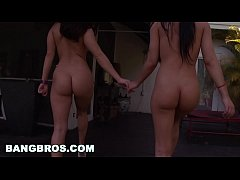 BANGBROS - Super Asses with Rebeca Linares & Gr...