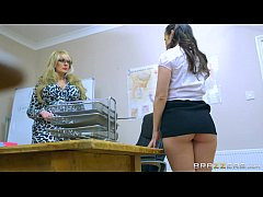 Brazzers - Dirty teen students fuck at school